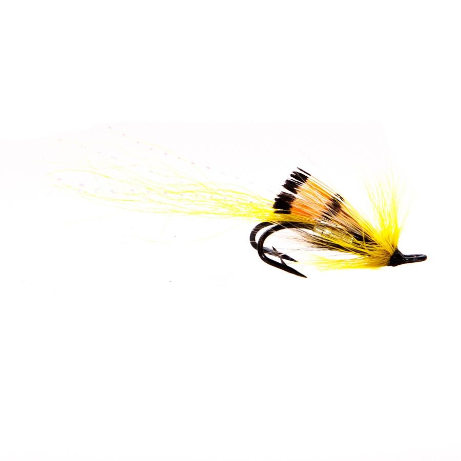 Ally's Shrimp Yellow #7 DBL