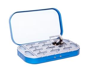 Putukakarp Compartments - Sinine