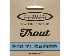 Vision TROUT polyleader Fast Sink