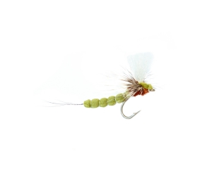 Mohican Mayfly Olive #10