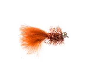 Brown Woolly Bugger Leech