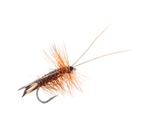 Horned Sedge Brown 12#