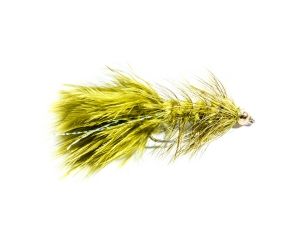 Woolly Bugger Olive #8