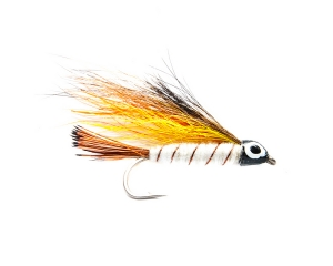 Little Brown Trout Bucktail #10