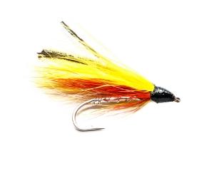 Yellow Marabou #10